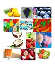 E Liquid 30ml Pick Your Flavor E juice with 0mg Nicotine ( 10% Flavor Boost )