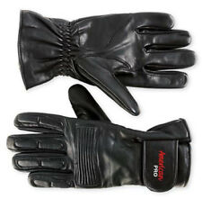 Leather Motorcycle Cruiser Scooter Gloves Padded Touring Cruisers All Sizes