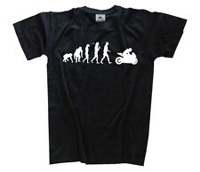 St. Edition Motorcycle Evolution T-shirt S-XXXL Biker