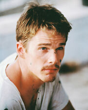 ETHAN HAWKE CLOSE UP IN WHITE T-SHIRT COLOR PHOTO OR POSTER