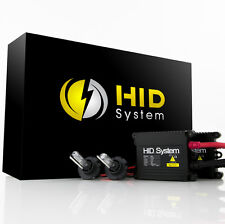 HID System SLIM HID Conversion Kit H4 H7 H11 H13 9003 9005 9006 880 6K 5K Xenon