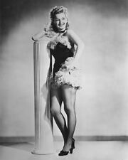 DALE EVANS FULL LENGTH SEXY B&W PHOTO OR POSTER