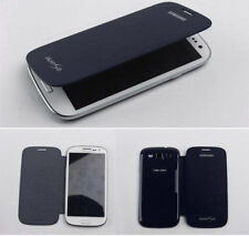 New Luxury Leather Flip Case Battery Cover For Samsung Galaxy S3 III i9300