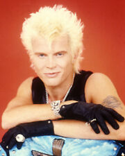 BILLY IDOL PUBLICITY PORTRAIT 1980'S PHOTO OR POSTER