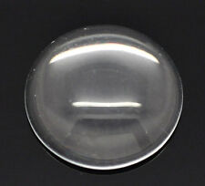 Wholesale Lots Clear Round Glass Dome Seals 16mm