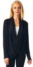 Criss Cross Cardigan Pullover - Assorted Colors Made In USA