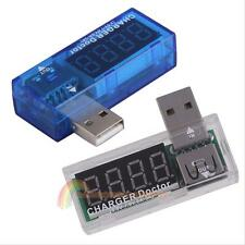 New Portable Mini USB Power Current Voltage Tester Mobile Charger Doctor R1BO