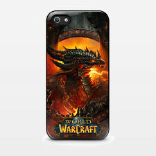 World of Warcraft WOW Online Game Multiplayer Iphone 4 4s case, Iphone 5 5s case