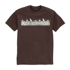 DUCK COMMANDER Warehouse Sign MENS SHIRT JASE Willie UNCLE SI Phil DYNASTY Buck
