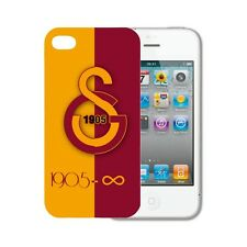 Galatasaray Istanbul Sonsuza Kadar iPhone 4 5 4S 5S 5C Cover Case Hülle