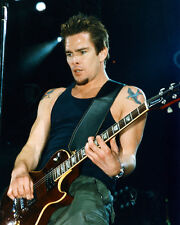 MARK MCGRATH IN VEST WITH GUITAR COLOR PHOTO OR POSTER