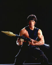 SYLVESTER STALLONE RAMBO III GRENADE LAUNCHER COL PHOTO OR POSTER