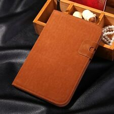 Luxury Soft PU Leather Wallet Case Cover For Samsung Galaxy Note 8.0 N5100 N5110