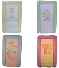 Designer Animal Changing Mats - Soft Touch PVC - Padded Large changing Mats