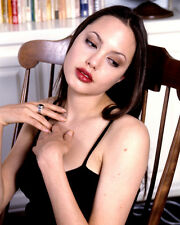 ANGELINA JOLIE SEXY RARE YOUNG PORTRAIT PHOTO OR POSTER