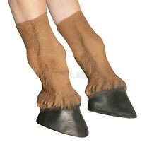 Latex Horse Hooves Glove Animal Accessory Cosplay Halloween Party Costume Prop
