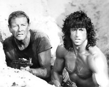 RAMBO III SYLVESTER STALLONE RICHARD CRENNA PHOTO OR POSTER