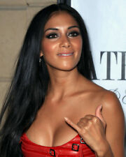 NICOLE SCHERZINGER BUSTY IN RED TOP PHOTO OR POSTER