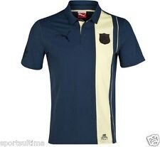 PUMA ARSENAL ARCHIVES POLO SHIRT TOP 2014/15 MENS 100% AUTHENTIC