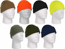 Military Deluxe Winter Beanie Hat Acrylic Watch Cap