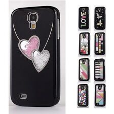 For Samsung Galaxy S4 I9500 NEW Bling Diamond Crystal Rhinestone Back Case Cover