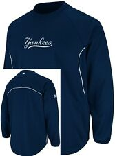New York Yankees Majestic Authentic Therma Base Tech Fleece Big & Tall Sizes