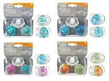 Tommee Tippee CTN PURE Soothers 9-18 Month
