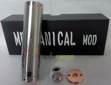 G-Mod Stingray X Clone Stainless Steel/Copper Mechanical Mod 22mm w/Copper Pin