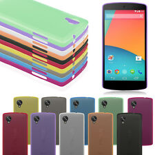 Housse Coque etui 0.3mm Ultra Fine Protection Case pour LG Google Nexus 5 E980