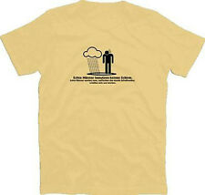 Real Men Do Not Use A Screen Will Catch A Cold Wet U Die T-Shirt