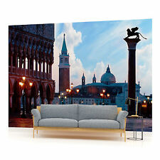 Venice Piazza San Marco Photo Wallpaper Wall Mural (CN-335VE)