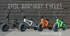 FRO SYSTEMS NEW RENEGADE STUNT MINI BMX BIKE - 4 COLOURS TO CHOOSE