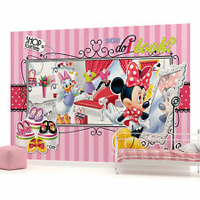 Disney Minnie Mouse and Daisy Duck Photo Wallpaper Wall Mural (CN-541P)