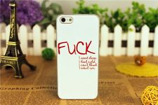 Hard Back Case Cover For Apple iPhone 5S Color Print  Cute Funny Tribal Love