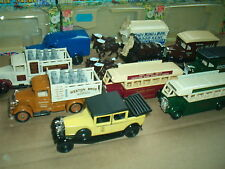 Lledo THE DARLING BUDS OF MAY diecast boxed vehicles - chose from drop-down menu