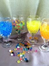 5000pcs Water Absorbing Pearl Gel Beads Confetti & Table Scatters/Floral Decors