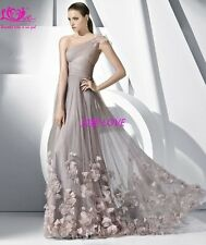 Sexy Romantic Celebrity Cheap New Prom Dresses Evening Gown Party wedding Bridal