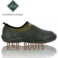 Muck Boots - Edgewater Camp Shoe - Moss/green  ms-1 molded durable  rubber