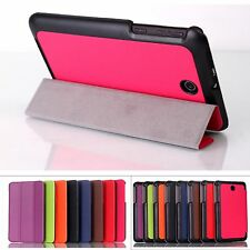 "Slim Stylish Folding PU Leather Case Cover For Tablet ASUS MEMO Pad 7"" ME176C"