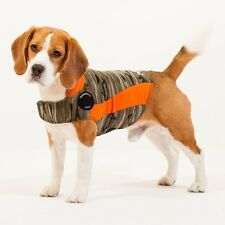 Thundershirt Polo Reduces Stress & Anxiety for Dogs Camo All Sizes