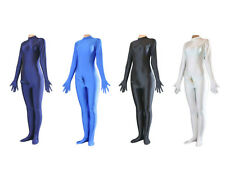 AveryDance Lycra Spandex Zentai Catsuit Bodysuit with Penis Sheath No Hood