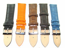 18MM-24MM GENUINE LEATHER WATCH BAND STRAP FOR FOSSIL WATCH