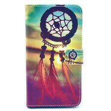 Dream Catcher Flip Wallet Leather Case Cover FOR iphone Samsung HTC MOTO phones