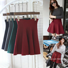 Women's autumn and pleated skirts tutu skirt sheds waist flared bottoming