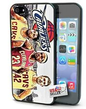 Cavs big 3 Lebron James Love Kyrie Irving iPhone 4 4S 5 5S 5C case Free Shipping
