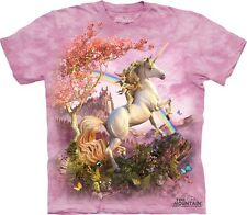 Awesome Unicorn Kids T-Shirt from The Mountain. Youth Child NEW