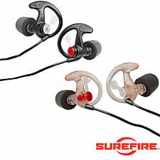 SUREFIRE EARPRO EP7 SONIC EAR DEFENDERS PLUGS ULTRA SHOOTING MEDIUM -FREE UK P&P