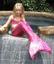 Swimmable Mermaid Tail.  Multiple Colors. So Much Fun.