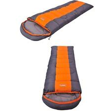 Brand New Outdoor Single Sleeping Bag Camping Hiking With Carrying Case ABUS