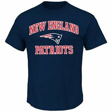 New England Patriots Heart And Soul III T-Shirt
